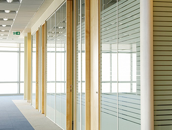 bright office. Partitioning, Ceilings And Floors Bright Office