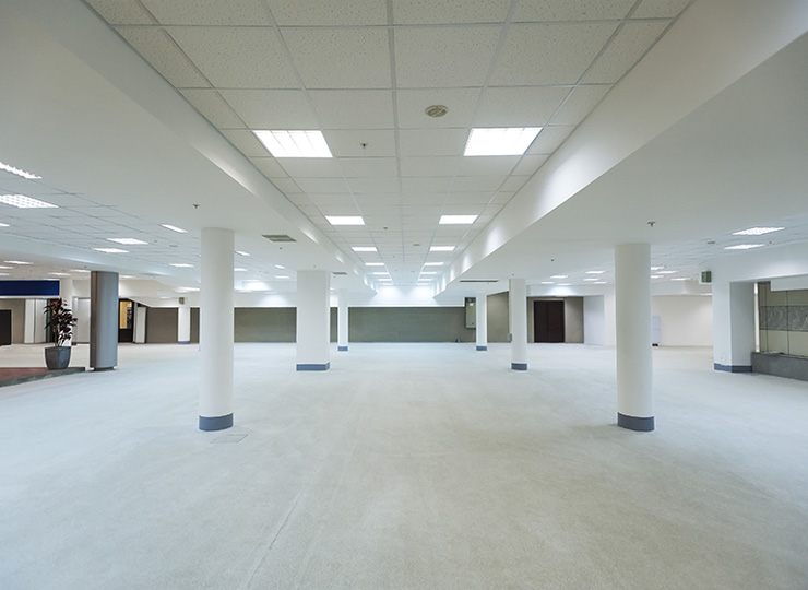 Partitioning, Ceilings and Floors